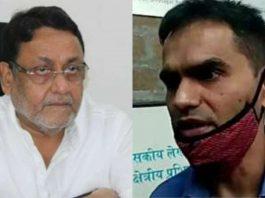 Nawab Malik VS Sameer Wankhede: Wankhede called Nawab Malik's allegations baseless