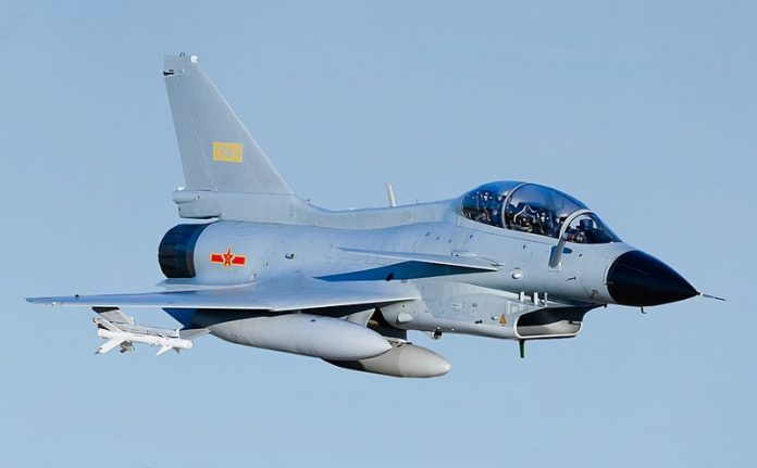 China is not deterring: 100 Fighter Jets sent to Taiwan's border in three days