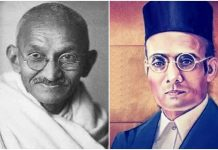 How true is Rajnath Singh's claim? Relationship between Mahatma Gandhi and Vinayak Damodar